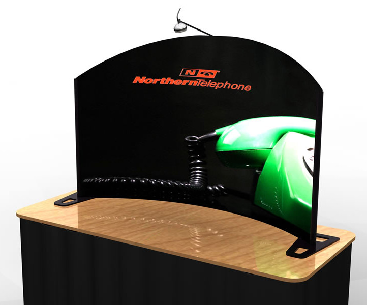 Aero Classic Tabletop Display
