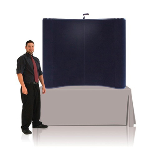 springer 6' table top display